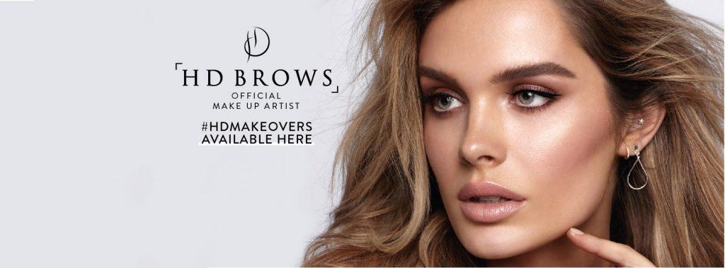 HD Brows Make Up Artist Sara Victoria Wiltshire