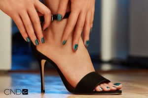 shellac nails, Sara Victoria Beauty Salon in Calne