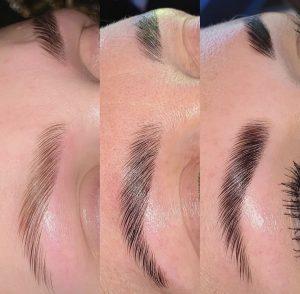 Brow Lamination at Sara Victoria Brows & Beauty Salon Calne Wiltshire