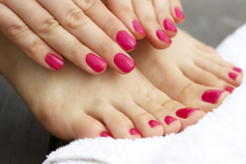 Gorgeous Glossy Nails, Manicures & Pedicures, Sara Victoria Beauty Salon in Calne, Wiltshire