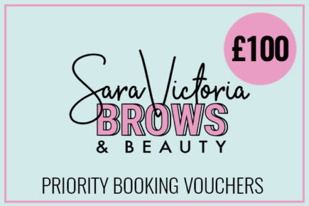 Priority Booking Vouchers £100