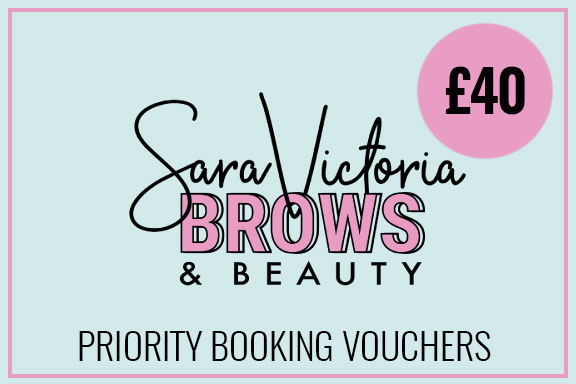 Priority Booking Vouchers £40