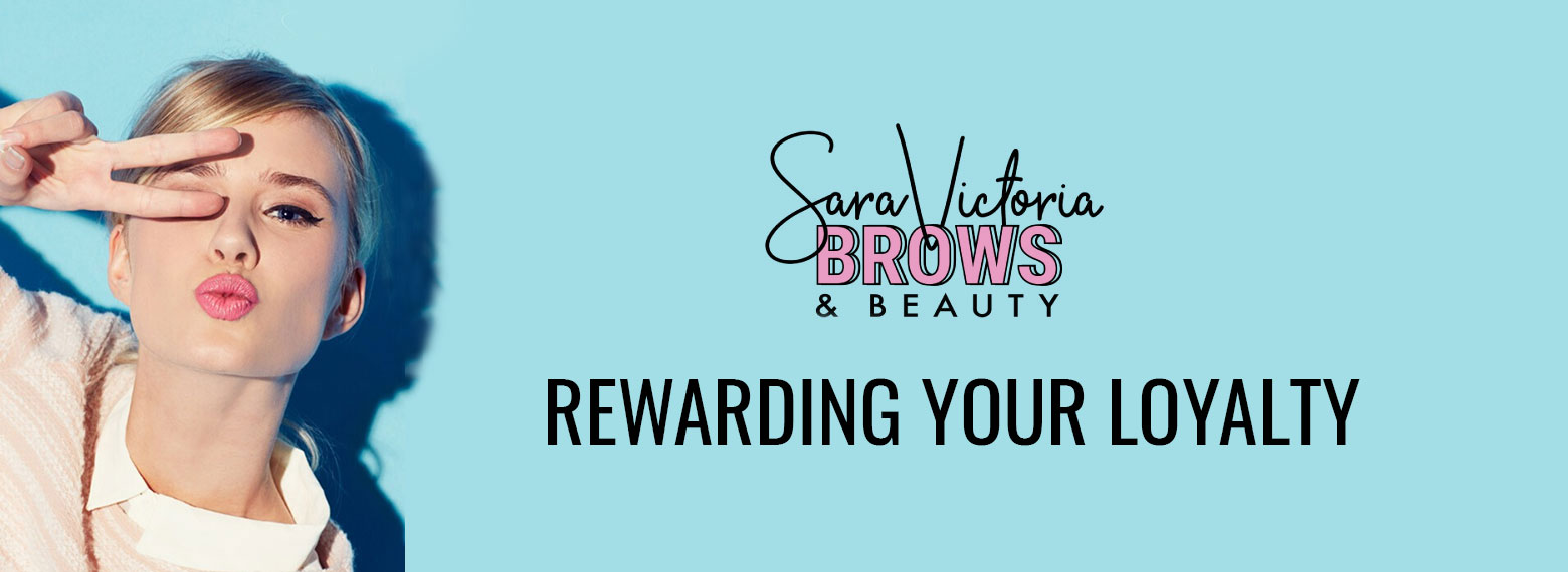 SV Rewarding Your Loyalty Banner