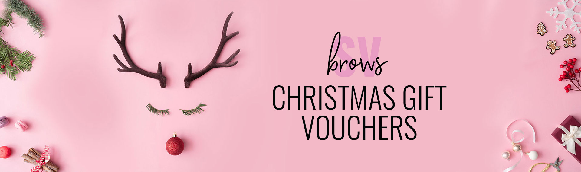 Christmas beauty gift vouchers Wiltshire salon available online